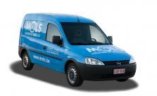 Camionnette compacte - 2 sièges - LEZ permis (cl 24)