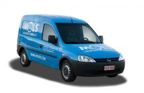 Kleine compacte bestelwagen - 2 zitplaatsen - LEZ toegestaan (kl 24)